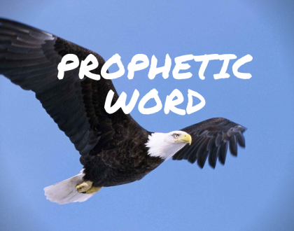 Prophetic word/insights - A new hunger and thirst for righteousness