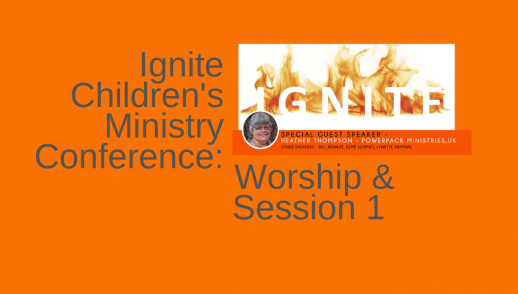 Ignite Children's Ministry Conference Cape Town